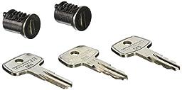 Yakima SKS Lock Cores for Yakima Rooftop Car Racks (2-Pack)