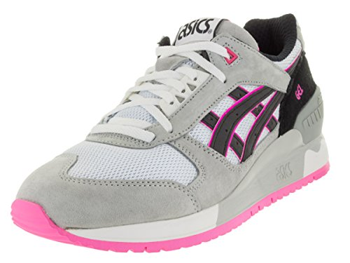 Asics Tiger Unisex Gel-respector¿ Sneaker Bianco / Nero Bianco / Nero