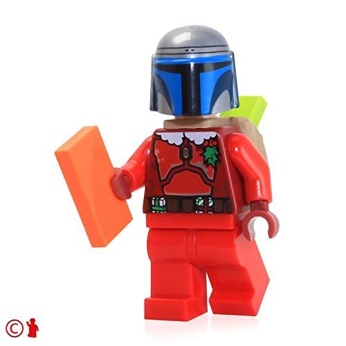 LEGO Star Wars Minifigure - Jango Fett (Holiday Santa Jango) 75023 ()
