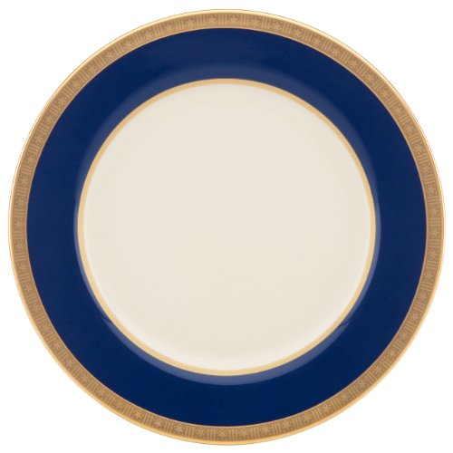 Blue Butter Plate - Lenox Independence Butter Plate