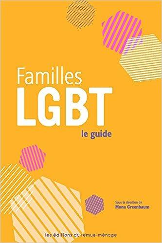 Lire Familles Lgbt : le Guide epub pdf