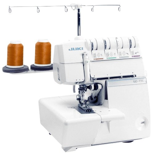 Juki MO-735 5-Thread Serger & Cover - Serger 5 Thread
