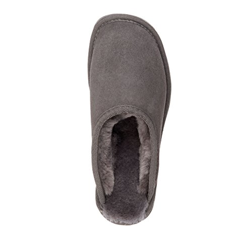 Men's Emu Platinum Slipper Charcoal Esperence 6FwqTwf0