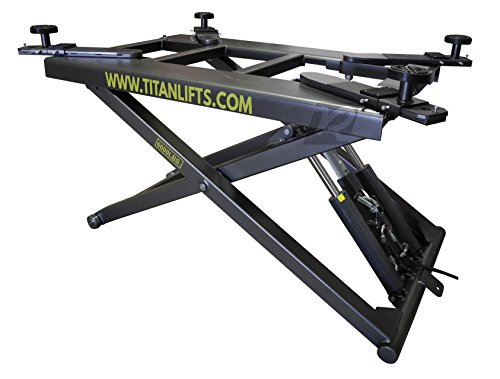 Titan SL-6600 Automotive Mid Rise Scissor Lift ()