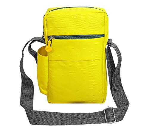 SNDIA Nylon Messenger Bag