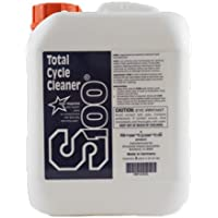 S100 12005L Total Cycle Cleaner Bottle - 1.32 Gallon by S100