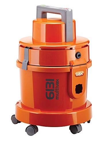 Vax 6131T 3-in-1 Canister Vacuum Cleaner, 1300 W - Orange