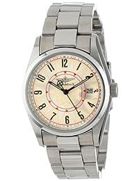 Breytenbach Unisex BB1810BE Classic Analog Stainless Steel Strap Watch