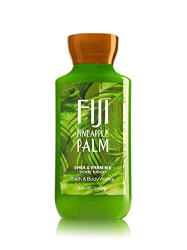 Bath & Body Works Shea & Vitamin E Lotion Fiji Pineapple Palm Shea Body Splash
