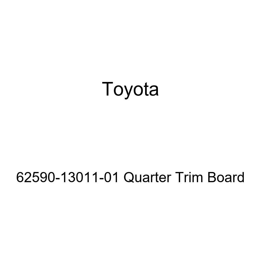 Toyota 62590-13011-01 Quarter Trim Board