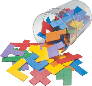 72 Piece Pentominoes Puzzle Set (Pentominoes Set)
