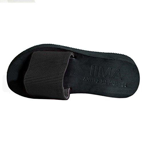 Femmes Sandale Euone Été Plate-forme Sandales Pantoufle Chaussures De Plage Noir