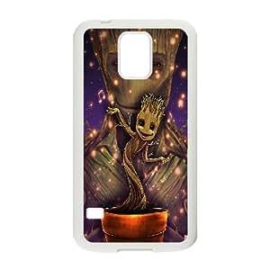 LSQDIY(R) groot guardian SamSung Galaxy S5 I9600 Cover Case, DIY SamSung Galaxy S5 I9600 Case groot guardian