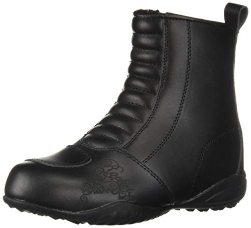 Atv Womens Profile (Joe Rocket Women's Trixie Boots (Black, Size 5))