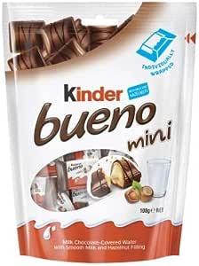 Kinder Bueno Mini T20 x 12: Amazon.es: Alimentación y bebidas