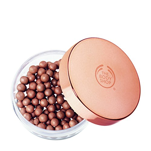 The Body Shop Honey Bronze Brush On Beads, Bronze, 0.98 Ounce