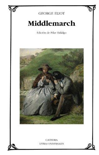 Descargar Libro Middlemarch George Eliot