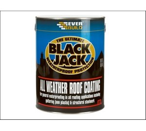 Everbuild 90505 All Weather Roof Coating 905 5L