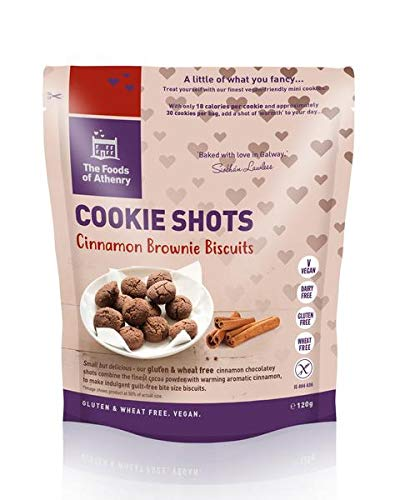 Foods of Athenry Cookie Shots Cinnamon Brownie Biscuits (6)
