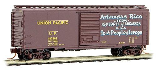 Micro-Trains MTL N-Scale Friendship Train #6 - Union Pacific/UP Arkansas Rice - Micro Trains Line