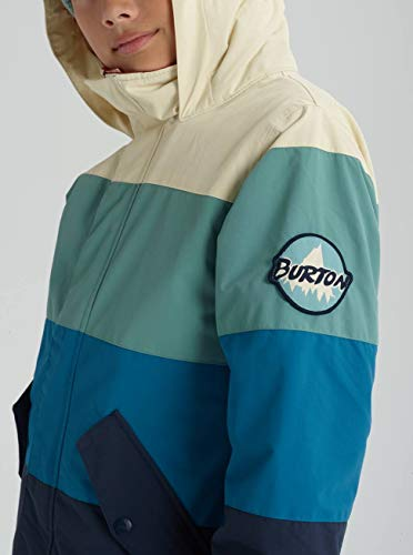 Garçon trellis Burton Canvas Snowboard Veste De Symbol celestial xOO6zI