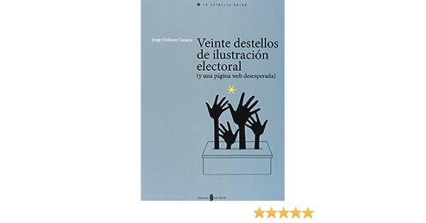 Veinte Destellos De Ilustración Electoral Y Una Página Web ...