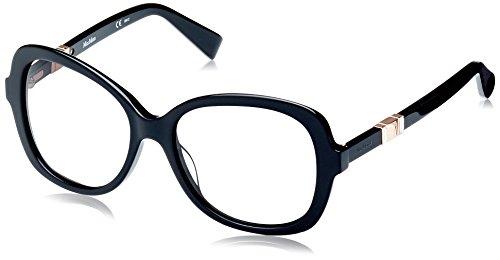 Max Mara Jewel/S 006K Black Gold Copper VK gray gradient lens - Max Mara Glasses 2017
