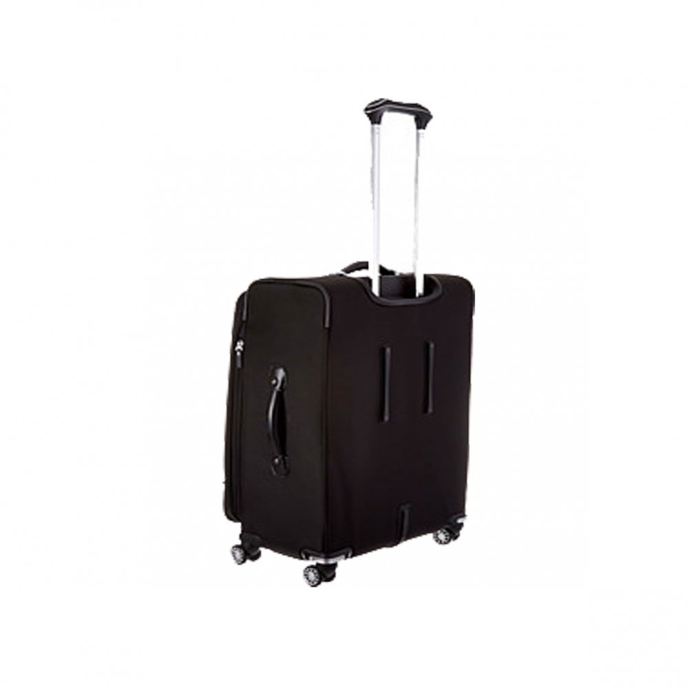Travelpro Platinum Magna 2 2-Piece Express Spinner Suiter Luggage Set: 25'' and 21'' (Black)