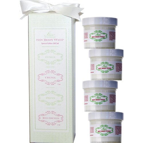 Skin An Apothecary Soy Body Whip Special Edition Gift Set (Soy Whip Cream)
