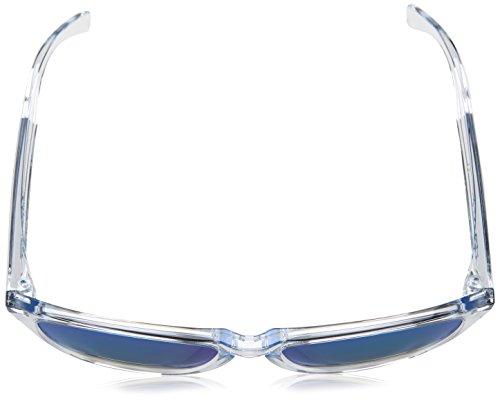 Oakley Sol 55 Gamma para Hombre de Verde 9013C6 Blanco Crystal Frogskins Gafas Jade Clear Green rInCFqRrgw