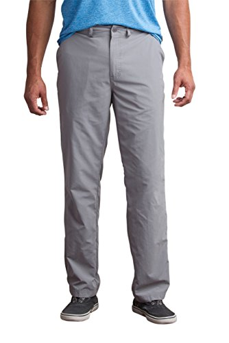 ExOfficio Men's Sol Cool Nomad Pant, Road, 36