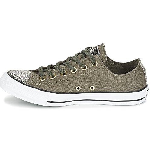 Star Femme Ox All Baskets Mode Converse Gris 4gxTqn