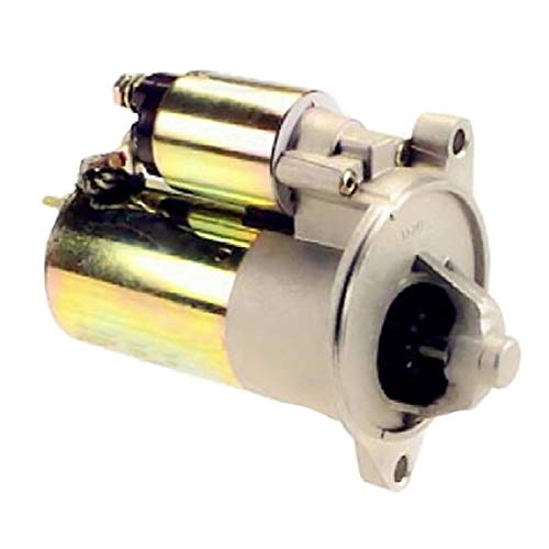 (New Professional Replacement Starter Motor 3223 3241 fits Ford Bronco Pmgr sincronico 12 Volt, Cw, 10-Tooth Pinion Manual Transmission(m/t))