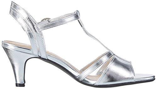 Andrea Conti Damen 1002817 T-Spange Silber (silber 096)