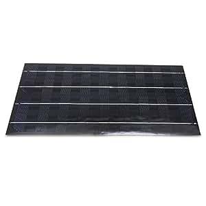 Panel Solar Placa Cargador Batería 18V 5W 277mA para Juguete DIY