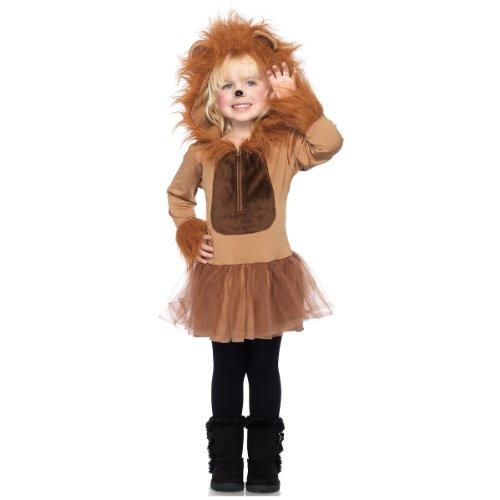 Leg Avenue Children's Cuddly Lion (Lion Costume For Children)