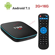 2018 T95 R1 Pro Android TV BOX Android 7.1 2GB 16GB S905W Core 4K 1080P 3D WiFi 2.4G Player