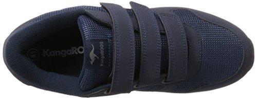 Mid Mixte Noir Bluerun Blau Grey Bleu Navy 423 Baskets EU Dk B 701 Basses 41 KangaROOS Adulte K g4Zqw1Rnfx