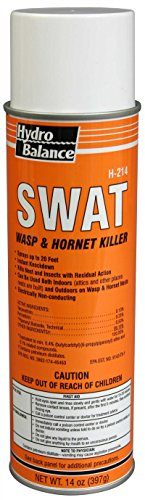 - NARCO Wasp & Hornet Aerosol - 14 oz. #85-200 (pack of 12 items)
