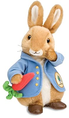 The World Of Beatrix Potter Collectible Peter Rabbit By Kids Preferred by Kids Preferred