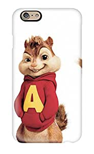 For Iphone 6 Premium Tpu Case Cover Alvin And The Chipmunks Protective Case