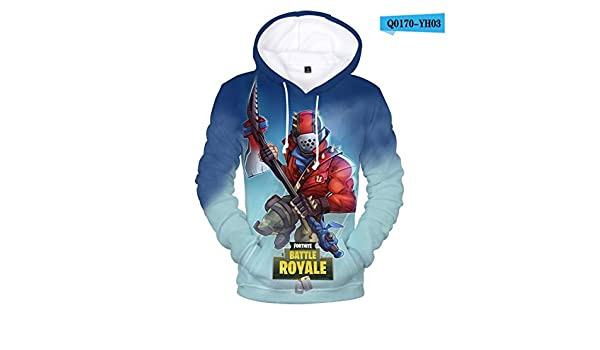 Amazon.com: Battle Royale Hoodies 3D Hoodies Men Hooded Sweatshirt Kids Casual Streetwear: Clothing