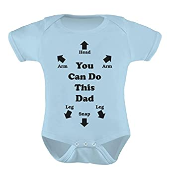Amazon.com: You Can Do This Dad - Funny Christmas Gift for New Dads ...