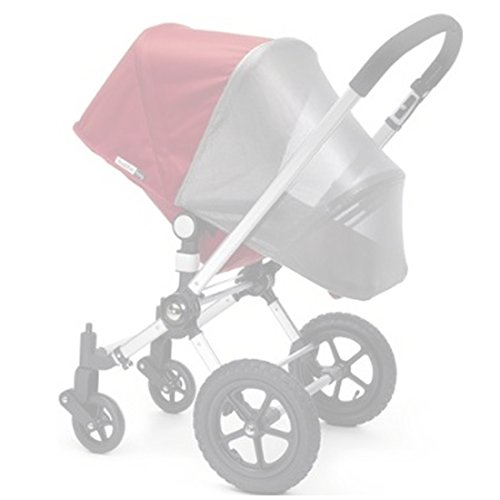 Bugaboo Cameleon Sunshade - Silver (Discontinued by Manufacturer) - Bugaboo Canopy Sunshade