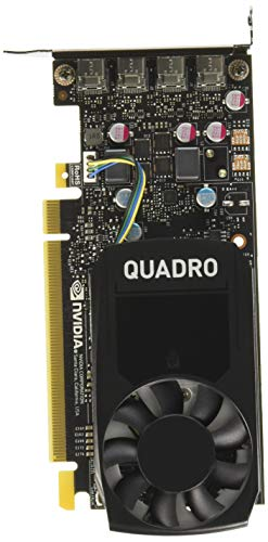 PNY Quadro P620 Graphic Card - 2 GB GDDR5 - Low-Profile - Single Slot Space Required (Video Card Nvidia 2gb)