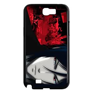 Samsung Galaxy N2 7100 Cell Phone Case Black Black Butler IKZ Droid Phone Cover