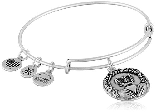 Alex Ani Claddagh Expandable Rafaelian