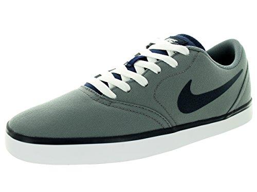 Nike Cnv Pr??fen Skate-schuh Frais Gris / Noir Obsidienne Blanc