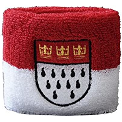 Digni reg Germany Cologne Wristband sweatband free sticker Estimated Price £3.95 -