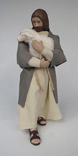 My Shepherd Holding a Lamb ()
